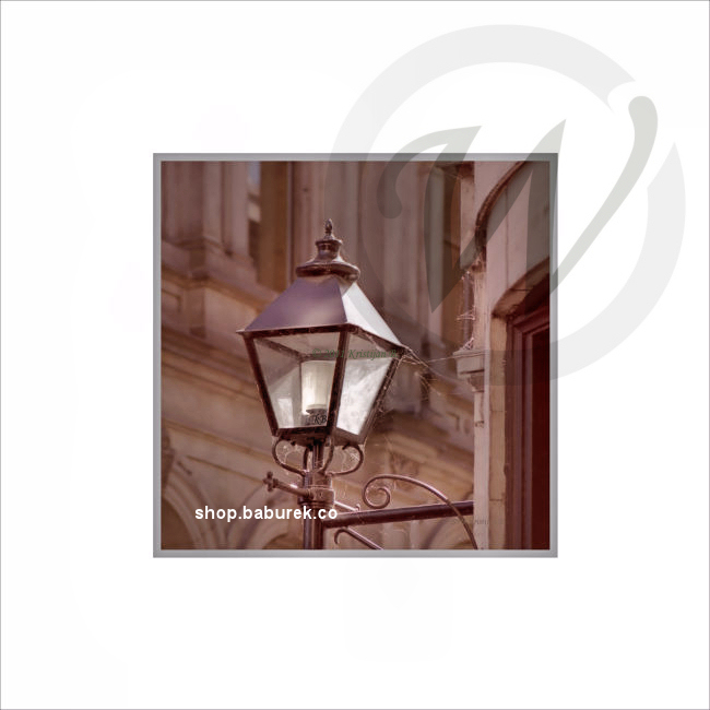 One of the large size format photographs found in online shop on baburek.co
