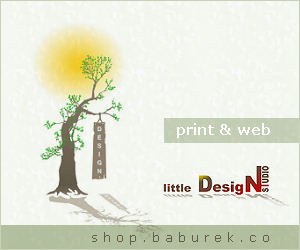 little Design Studio on Baburek.co