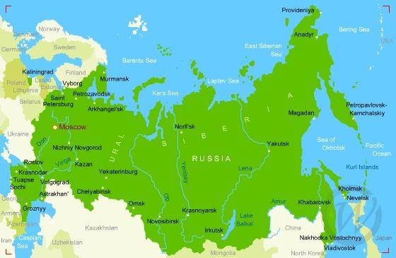 Map of Russia Kara Russia Map on nasa russia, oceans and seas that surround russia, bulgaria russia, sakhalin island russia, sea that borders northwestern russia, toxic waste dumps sochi russia, exxonmobil russia, it and the oceans that border russia, kfc russia,