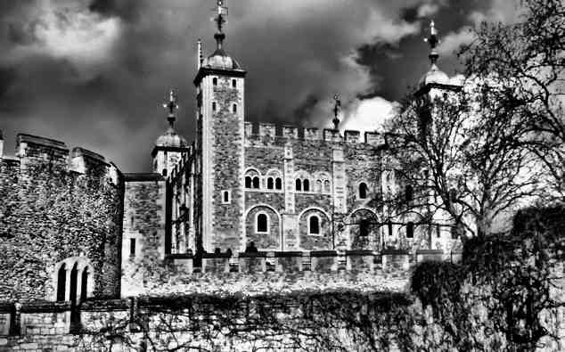 The keep of the Tower of London, White Tower