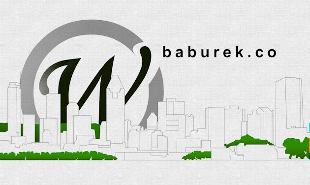 Baburek Header Design
