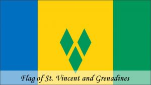 Flag of St. Vincent and Grenadines