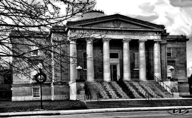City Hall of Plattsburgh