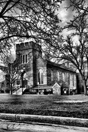 Episcopal Trinity Church, Plattsburgh