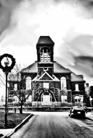 Old Court House, Plattsburgh