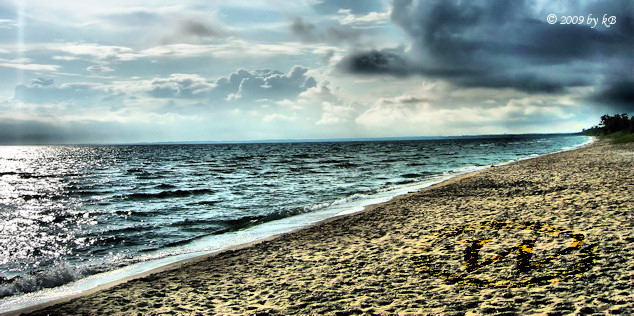 Sandbanks beach, Prince Edward County