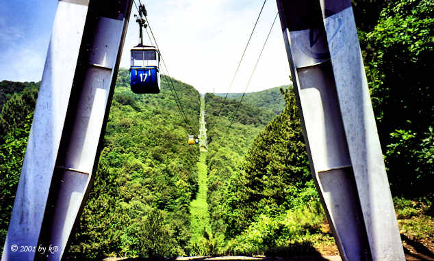 Cable car to Sljeme
