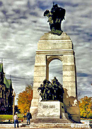 National War Memorial Monument