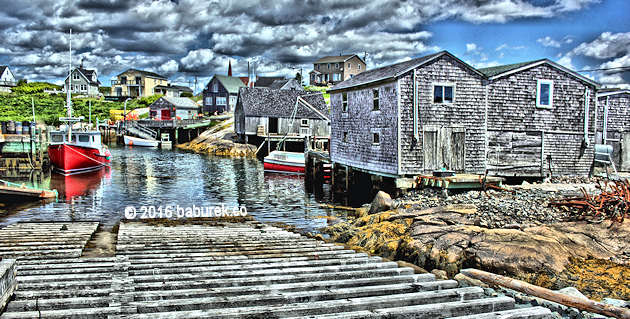 Peggys Cove, Halifax, Nova Scotia