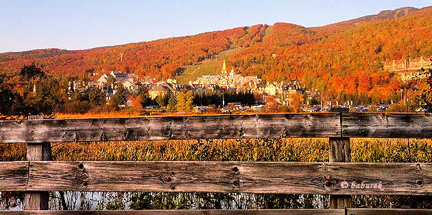 Autumn on Mont Tremblant
