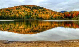Lac Chat – Panoramic Autumn video